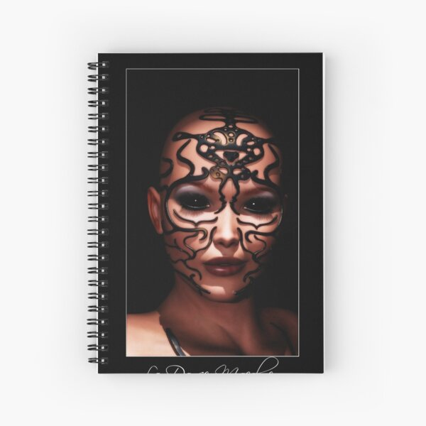 Danse Macabre Spiral Notebook