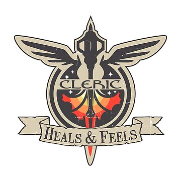 Cleric - Heals & Feels by KennefRiggles