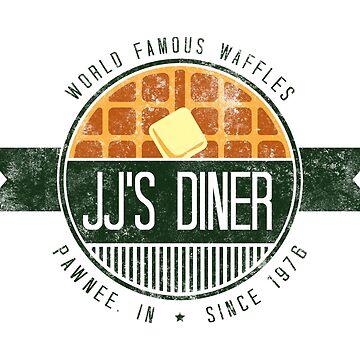jj's diner - color by malkoh