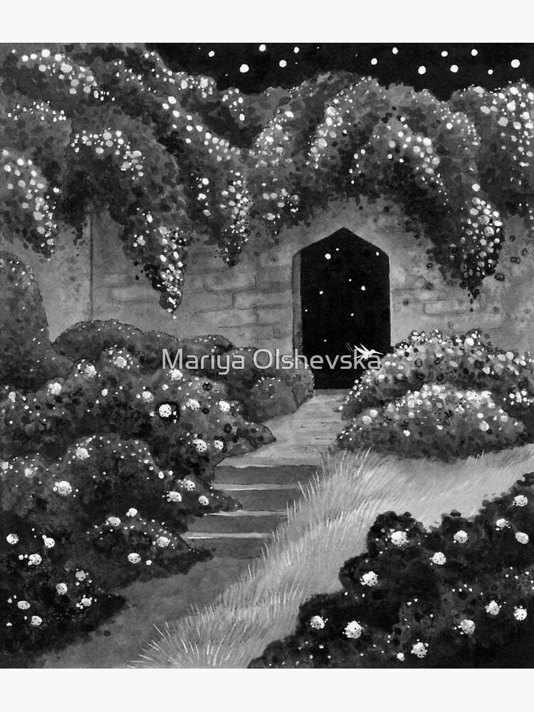Midnight Garden by OzureFlame