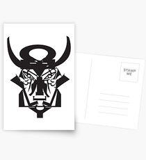 Letter bull Postcards