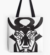 Letter bull Tote Bag