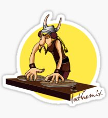 INTHEMIX Sticker
