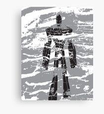 robot dust Canvas Print