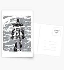 robot dust Postcards