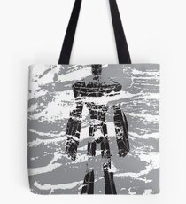 robot dust Tote Bag