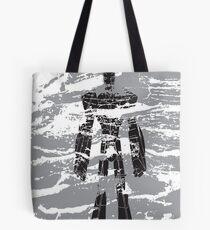 robot dust Tote Bag