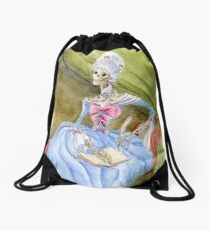 La Maîtresse Morte Drawstring Bag