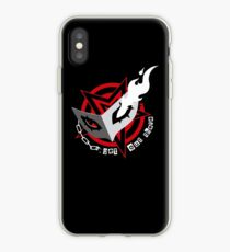 "Persona 5 - ""Get Out There"" iPhone Case"