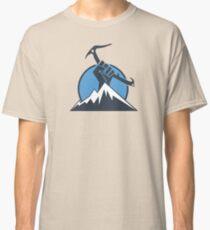Ice Climbing Power Classic T-Shirt