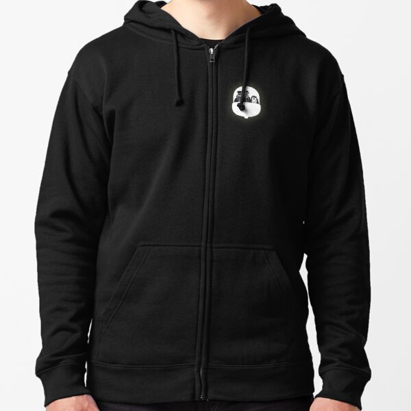 Haunted Mansion Zipped Hoodie