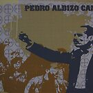 Dr. Pedro Campos by dirtycitypigeon