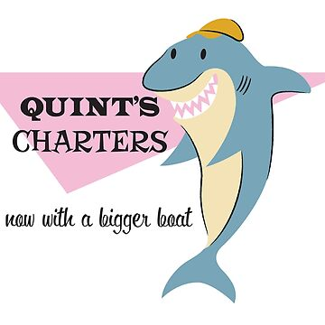 Quint's Shark Boat Charters by joefixit2