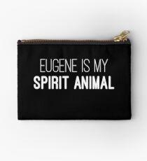 Eugene is my spirit animal Studio Pouch
