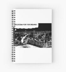 Cuaderno de espiral Solo patéalo