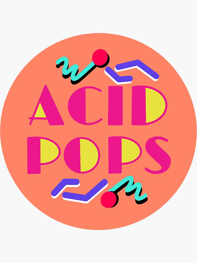 ACID POPS by sweetgrenadine
