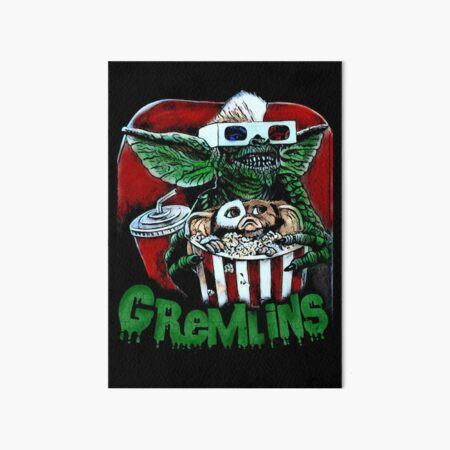 Gremlins Art Board Print