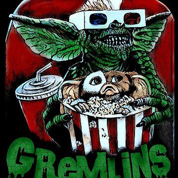 Gremlins by JTK667