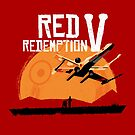 Red V Redemption by the50ftsnail
