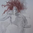 With red curls by Catrin Stahl-Szarka