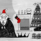 Count-ing down to Christmas by djrbennett