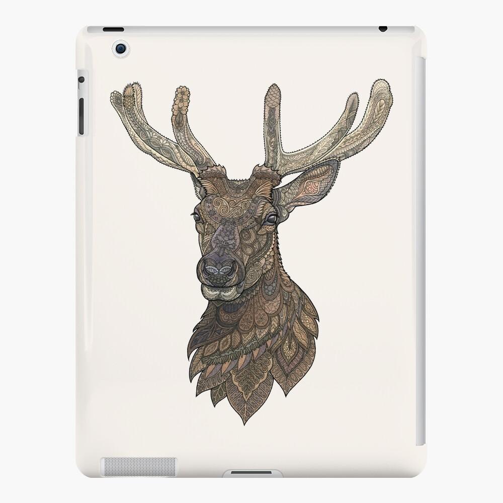 Reindeer iPad Snap Case