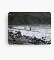 The Sea in Kerry Canvas Print