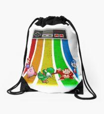 Retro Gaming Series Drawstring Bag