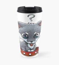 oversized collar Travel Mug