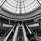Canary Wharf Shopping by John Velocci