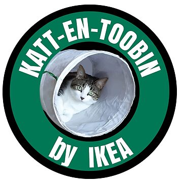 Katt-en-Toobin by IKEA by cartoon