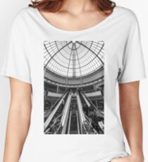 Canary Wharf Shopping Women's Relaxed Fit T-Shirt