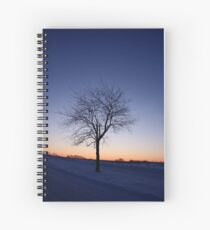 A New Year Dawns Spiral Notebook