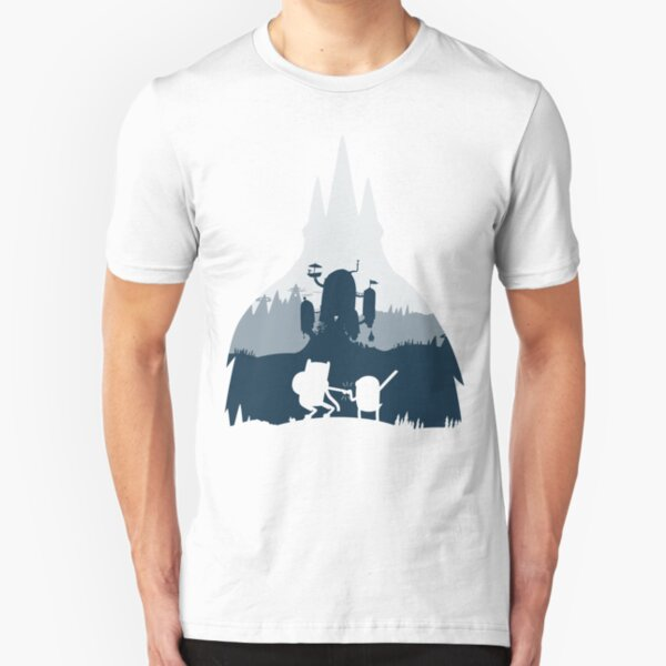 Ice King Silhouette Slim Fit T-Shirt
