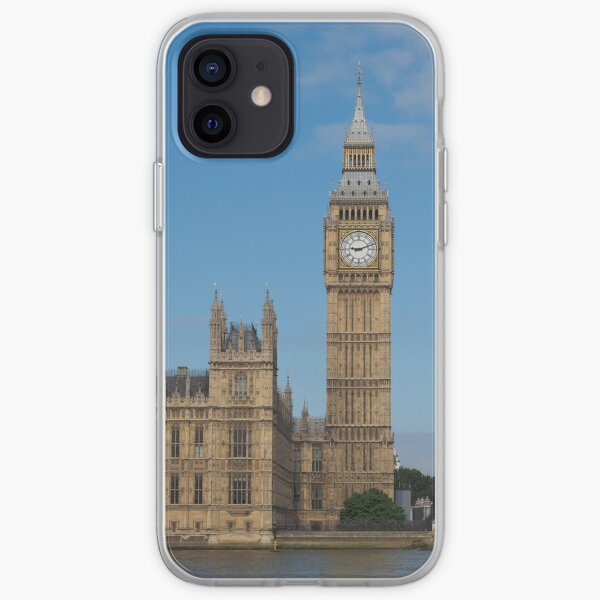 Houses of Parliament in London iPhone Soft Case