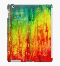 Smaug's Lair - colourful cave of the dragon iPad Case/Skin