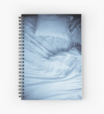 Sunday Sheets Spiral Notebook