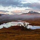 Autumn on the River Garry by derekbeattie