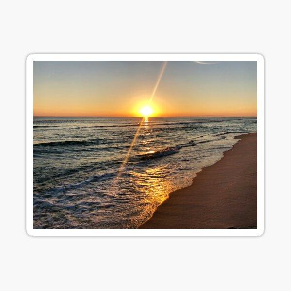 Florida Sunset, Panama City Beach, FL Sticker