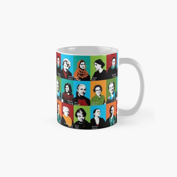 Feminist Icons Classic Mug