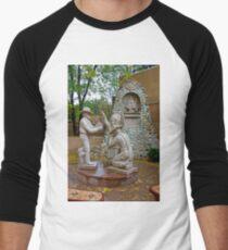 Chimayo Study 21  Men's Baseball ¾ T-Shirt