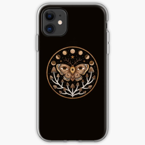 Forest visions iPhone Soft Case