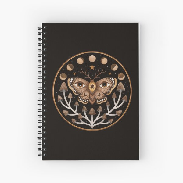 Forest visions Spiral Notebook