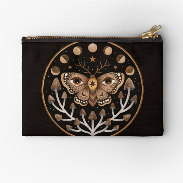 Forest visions Zipper Pouch