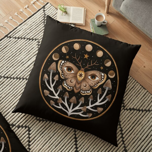 Forest visions Floor Pillow