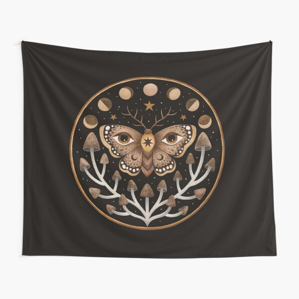 Forest visions Tapestry