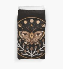 Forest visions Duvet Cover