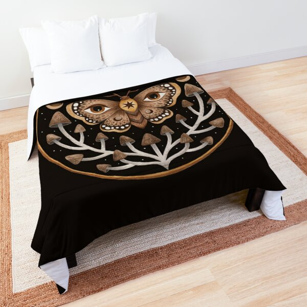 Forest visions Comforter
