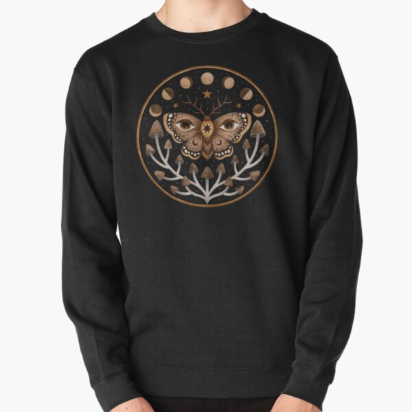 Forest visions Pullover Sweatshirt