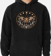Forest visions Pullover Hoodie